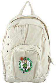 Little Earth NBA Old School Backpack - Color: Natural, NBA Team: Boston Celtics on shopstyle.com