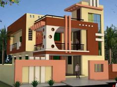 Best Indian Staircase Tower Designs Elevation Pinterest 400 x 300