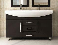 16 best floating bathroom vanities images floating bathroom rh pinterest com