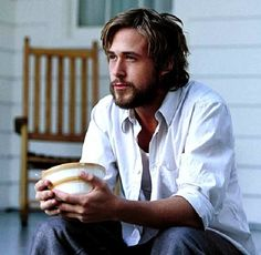 """Ryan Gosling was a spectacular choice for Noah Calloway in """"The Notebook"""" (New Line Cinema)."""