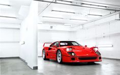 Crashtest xx ― F40. (by Alex Penfold)