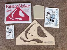 Dressmaking Sewise Pattern Maker Set