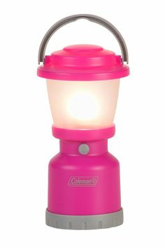 Amazon.com: Coleman 4AA Camp Lantern (Bright Pink): Sports & Outdoors