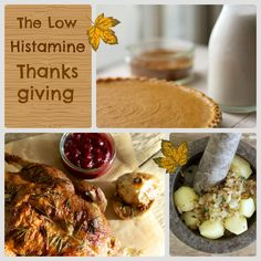 THE LOW HISTAMINE THANKSGIVING (PALEO, LOW OXALATE, GLUTEN FREE)