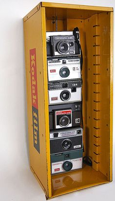 """Old Kodak Drawer - How Best to """"Repurpose""""? Photography Camera, Underwater Photography, Vintage Photography, Pregnancy Photography, Underwater Photos, Landscape Photography, Portrait Photography, Wedding Photography, Antique Cameras"""