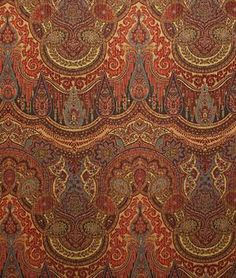 Pindler & Pindler Lutece Antique Dining Room Drapes, Paisley Fabric, Fabric Online, Tapestry, Antiques, Design, Decor, Hanging Tapestry, Antiquities