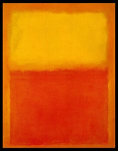 Mark Rothko—Orange and Yellow, 1956                                                                                                                                                                                 More