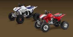 Hondas Newest Offerings to the Sport Quad World