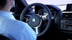 BMW 235i - autonomous prototype drifts itself - CES 2014