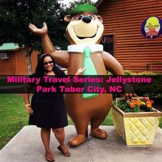 Military Families Can Have A Great Time At Yogi Bear's JellyStone Park: Army Wife 101 Visit's Daddy Joe's Jellystone Park in Tabor City, Nor...
