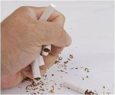 Study Shows Why Quitting Smoking is Harder for Some