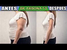 El BICARBONATO DE SODIO Derrite la grasa de la barriga, muslos brazos y espalda. Preparalo Así! - YouTube