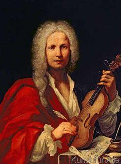Italian School - Portrait of Antonio Vivaldi (1678-1741)