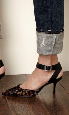 Con qué zapatos usar skinny jeans