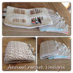Crochet Hook Travel Case