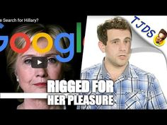 Jimmy Dore--Google Manipulates Search Results To Favor Hillary Clinton - YouTube
