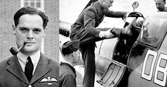 Missing both Legs, This RAF Fighter Ace Took out 22 Germans Planes, Then Escaped Multiple POW Camps
