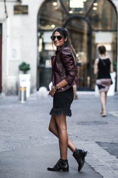blog mode tenue pour la rentrée