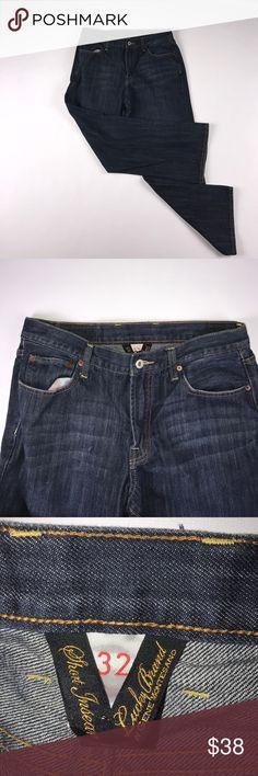 Lucky Brand 32x28 Taylor Straight Leg Jeans Short inseam Lucky Brand Jeans Straight