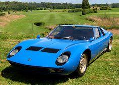 Lamborghini Miura SV • 1969 - LGMSports.com
