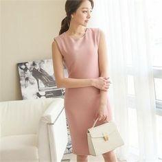 yes style maxi dress v neck