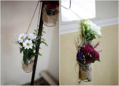 wildflower details wedding