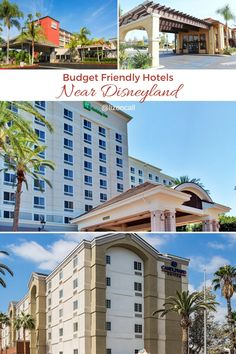 Let me help you save some money while planning your next trip to the parks with these Budget Friendly Hotels Near Disneyland. Best Hotels Near Disneyland, Disneyland Vacation, Disney Vacations, York Hotels, Paris Hotels, Get Away Today, Atlanta Hotels, Pet Friendly Hotels, California Vacation