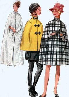 60s Vintage Sewing Pattern Butterick 5079 Mod A by sandritocat, $12.00