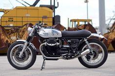 Moto Guzzi SP1000 Italian custom