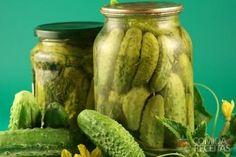 Receita de Pepinos em conserva em receitas de legumes e verduras, veja essa e outras receitas aqui!