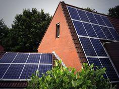 Zonnepanelen met Solar Edge Power optimizers welke het maximale vernogen uit de panelen halen ongeacht schaduwvorming.