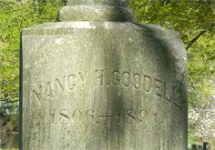 Nancy Hugunin Goodell 1806-1891