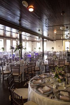 Atlanta Loft Wedding by PostFilm