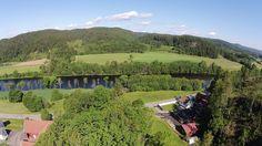 Utsikt fra Trinn 2, ...var det noen som sa idyllisk? ;-)