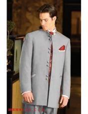 Indian Wedding Outfits ~ Black Tuxedo Wedding, Grey Tuxedo, Tuxedo Suit, Mens White Suit, White Suits, Indian Wedding Clothes For Men, Indian Wedding Outfits, Groomsmen Tuxedos, Jackets