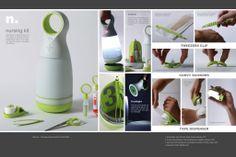 Nursing Kit | Core77 2012 Design Awards Equipment Student Notable | By Sheng-Hung Lee & Yu-Lin Chen / National Cheng Kung University