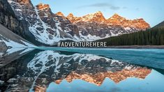 This summer is all about one thing - ADVENTURE! Adventure Here in Lake Louise and experience the most brag-worthy summer vacation of all your friends. Canada National Parks, Banff National Park, Fairmont Chateau Lake Louise, Lone Wolf, Explore, Adventure, Vacation, Friends, Summer