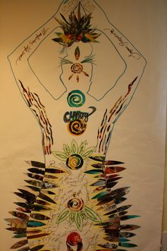 This art form is versatile. Here I created a body map using up-cycled photographs. Map Collage, Art Therapy, Therapy Ideas, Map Art, Art Forms, Body Mapping, Healing, Sociology, Create