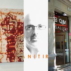 New exhibition in Barcelona by VANITIRA/ Nueva exposición en Barcelona