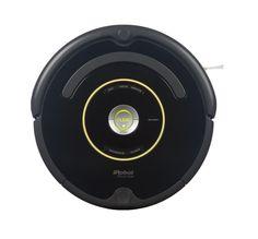 iRobot Roomba 650 Vacuum Cleaning Robot for Pets http://www.slideshare.net/TeresaDWilson/robot-vacuum-reviews-best-vacuum-for-dog-hair