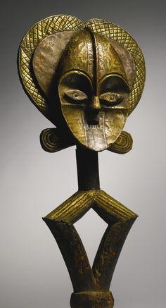 Kota Reliquary Figure, Gabon - Sothebys