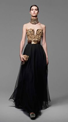Spring/Summer '13 Collection 22/30 If i could wear alexander mcqueen i would!!! omg i love his collections