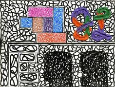 Jonathan Lasker - Artists - Sargent's Daughters