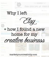 How to Grow Your Email List in on Etsy and creative business by Lisa Jacobs of Marketing Creativity. Etsy Business, Craft Business, Business Advice, Creative Business, Online Business, Business Planning, Business Writing, Business Quotes, Where To Sell