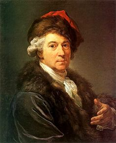 Bacciarelli, Marcello (1731-1818) - 1787c. Self-Portrait (National Museum, Warsaw, Poland) | by RasMarley