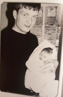 Ian Curtis and his daughter Natalie. Ian Curtis, Natalie Curtis, Joy Division, Mothers Quotes To Children, Child Quotes, Son Quotes, Daughter Quotes, Family Quotes, Salford
