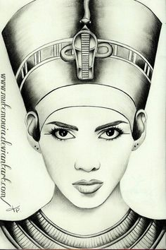 1000 ideas about nefertiti tattoo on pinterest egyptian tattoo tattoos and egyptian queen. Black Bedroom Furniture Sets. Home Design Ideas