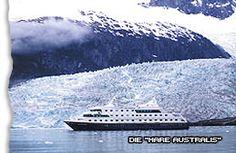 """Feuerland mit """"Cruceros Australis"""" Schiffstour zum Kap Hoorn"""