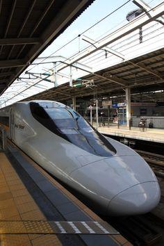 Osaka Station, Osaka (Bullet Train)