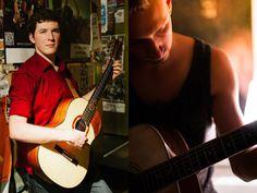 Tickets für Vienna Fingerstyle Rising Talents: Konstantin Sieghart/Stefan Kroboth am 5.11. im Local in Wien